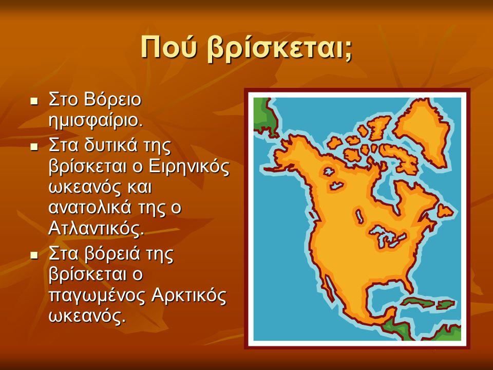 4.Πού συναντούμε τον βίσωνα; A. Στις βόρειες παγωμένες εκτάσεις B.
