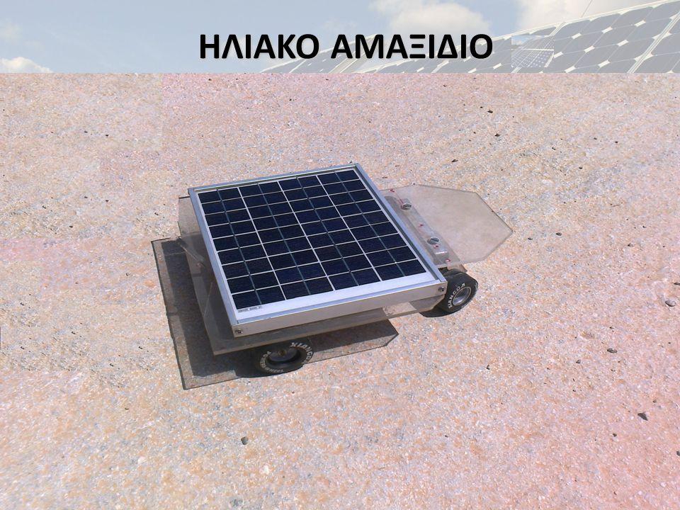 ΗΛΙΑΚΟ ΑΜΑΞΙΔΙΟ