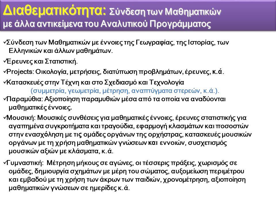 ΤεχνολογίαΤεχνολογίαΠαιχνίδιΠαιχνίδι Διαδραστικά προγράμματα - εφαρμογίδια Λογισμικά ανοικτού τύπου (Geogebra, EuclidDraw DALEST, κ.ά.).