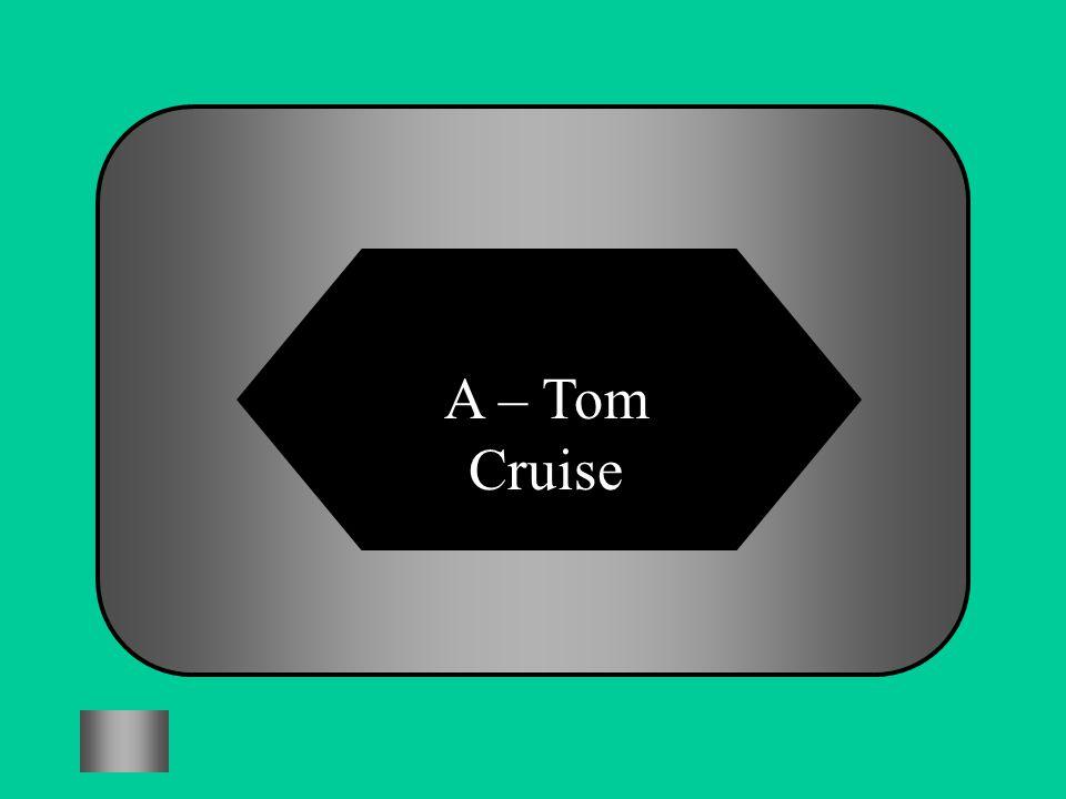 A:B: Tom CruiseBritney Spears #6 Ποιος-α από τους παρακάτω διάσημους έπεσαν θύματα bullying όταν ήταν παιδιά; C:D: Michael OwenJordan