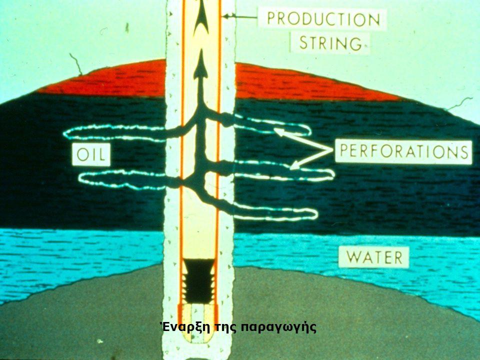 Ολοκλήρωση της γεώτρησης εντός του πετρελαιοφόρου σχηματισμού-στόχου