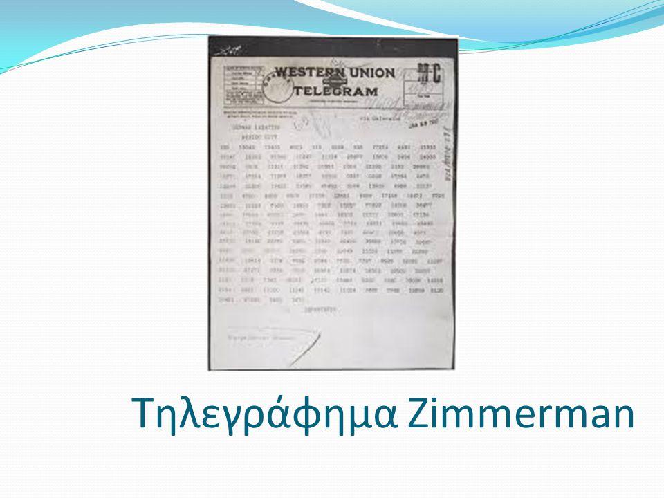 Τηλεγράφημα Zimmerman