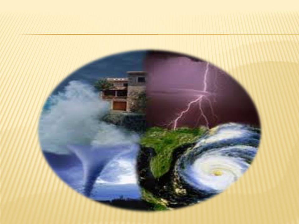 Καιρικό φαινόμενο είναι το φυσικό φαινόμενο που επηρεάζει τον καιρό.