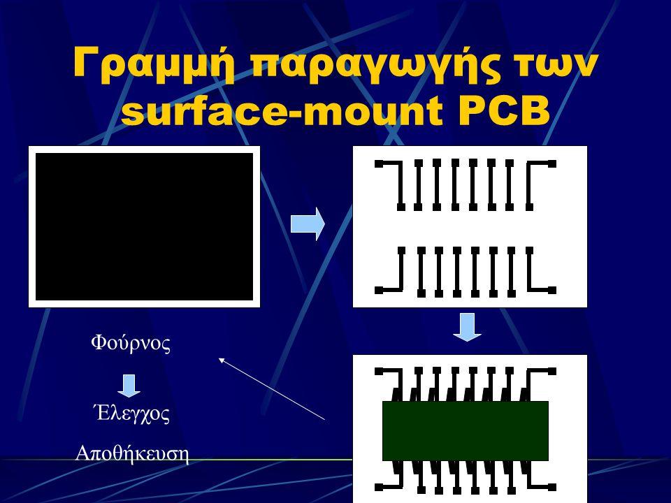 Γραμμή παραγωγής των through-hole PCB Μπάνιο κράματος κασσιτέρου Έλεγχος Αποθήκευση
