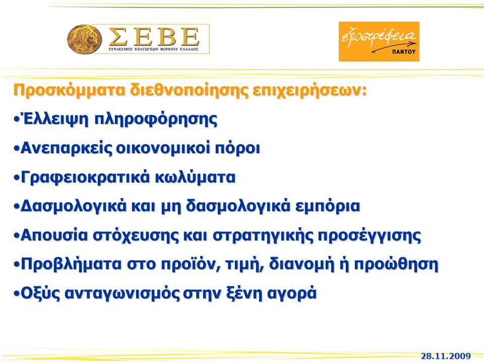 Ελληνισμός της Διασποράς: Τεράστιο, ανεκμετάλλευτο δυναμικόΤεράστιο, ανεκμετάλλευτο δυναμικό Σημαντικές προοπτικές στην ανάπτυξη εμπορικών συναλλαγών μεταξύ των Ελλήνων ανά τον κόσμοΣημαντικές προοπτικές στην ανάπτυξη εμπορικών συναλλαγών μεταξύ των Ελλήνων ανά τον κόσμο Όμως, δεν έχουν γίνει ακόμα αποφασιστικά βήματα...