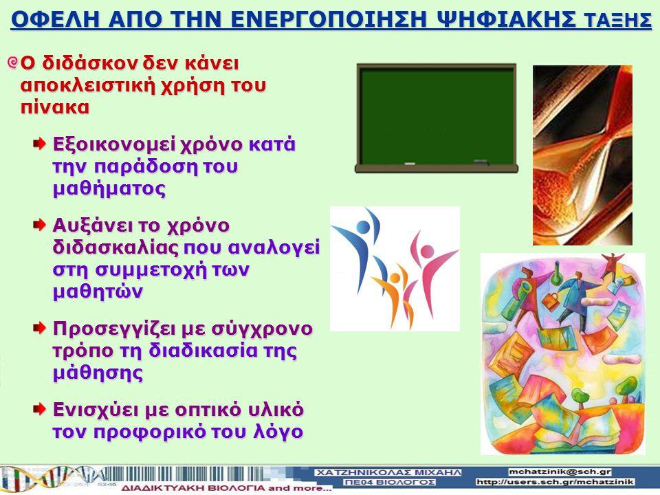 «Τρόποι δημιουργίας μιας μεταλλαγμένης Ψηφιακής τάξης» Χατζηνικόλας Μιχαήλ http://users.sch.gr/mchatzinik http://youtube.com/mchatzinik