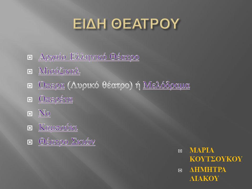  ΣΧΟΛΙΚΗ ΧΡΟΝΙΑ  2011 – 2012 20 ο Γυμνάσιο Αθηνών  ΜΑΪΟΣ 2012  ΜΑΡΙΑ ΚΟΥΤΣΟΥΚΟΥ  ΔΗΜΗΤΡΑ ΛΙΑΚΟΥ