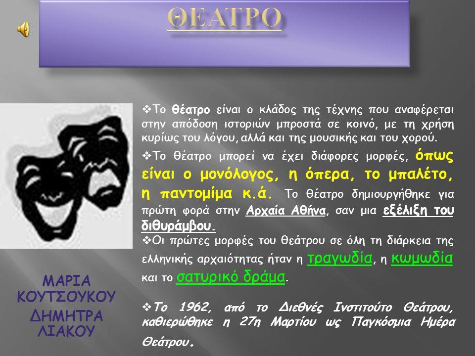ΘΕΑΤΡΟ ΝΟ
