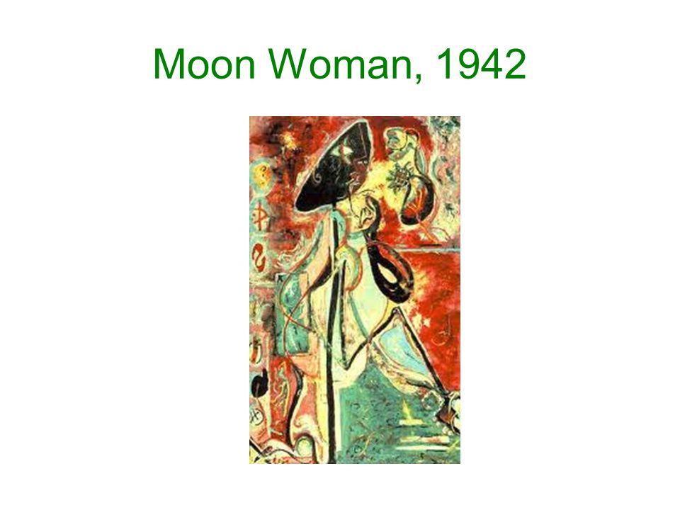 Moon Woman, 1942