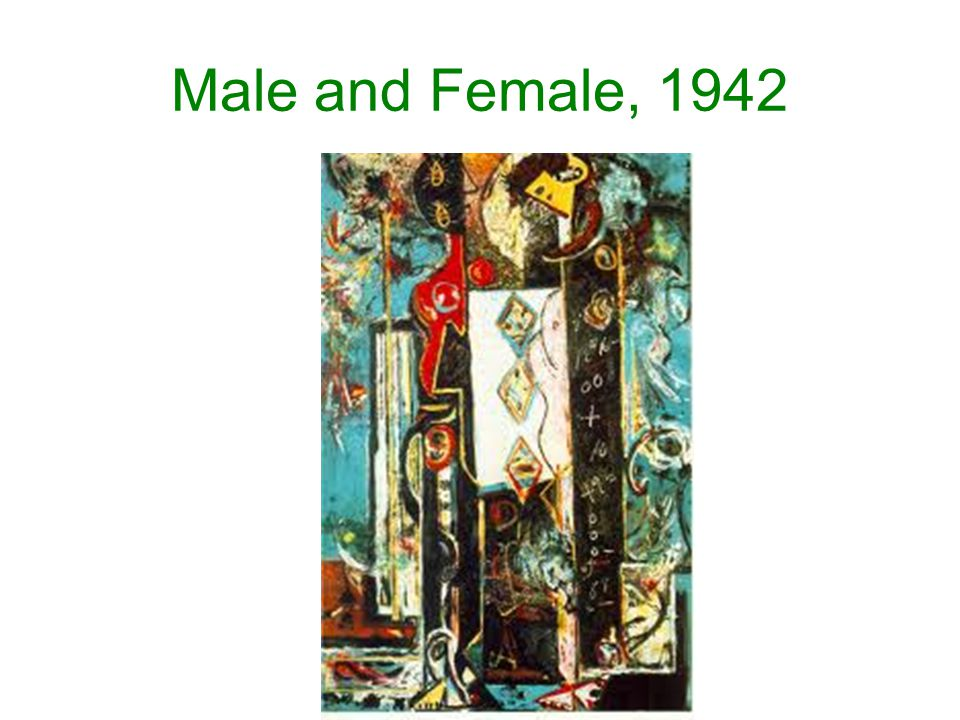 Male and Female, 1942