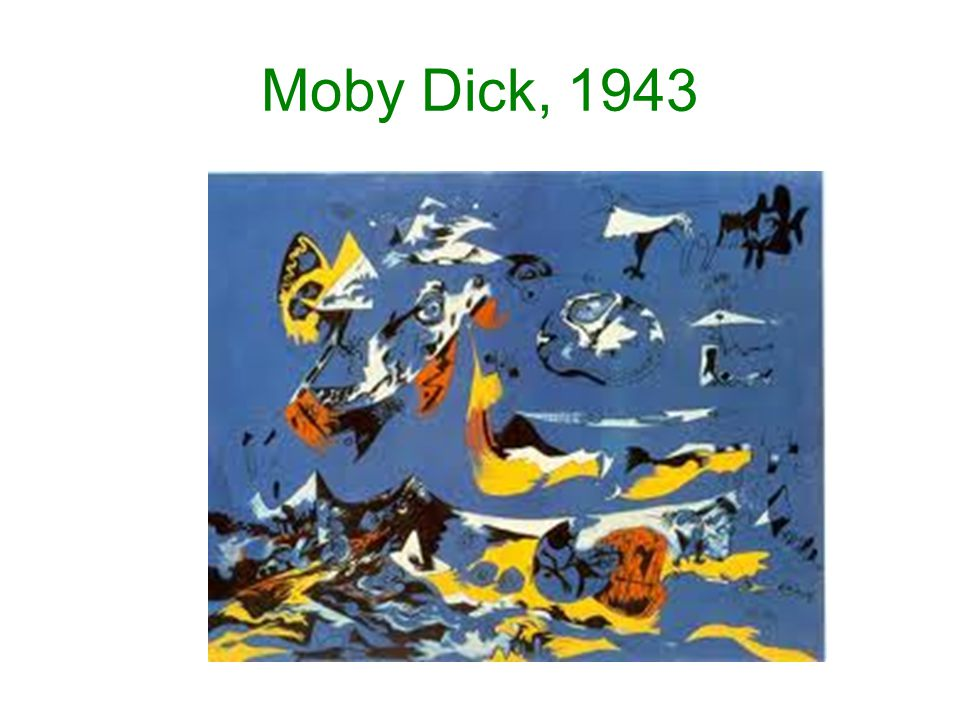 Moby Dick, 1943