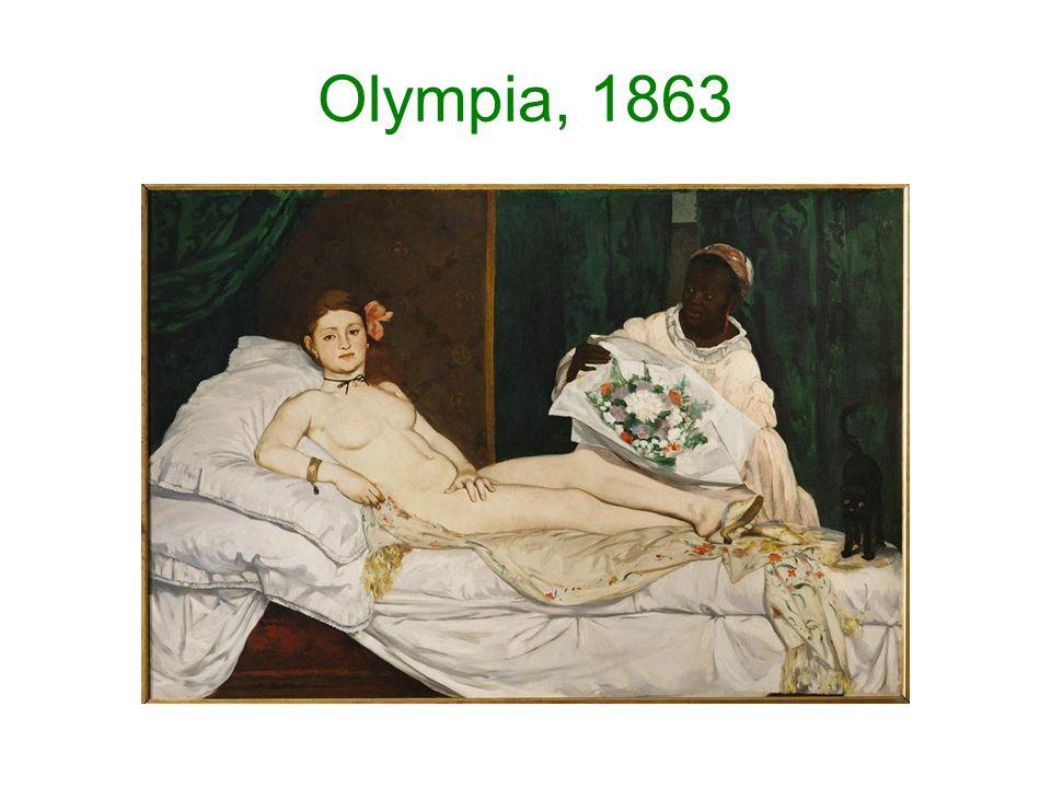 Olympia, 1863