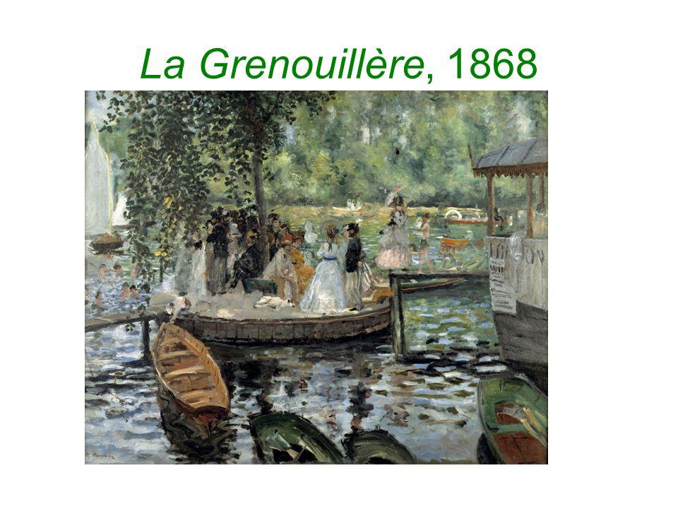 La Grenouillère, 1868