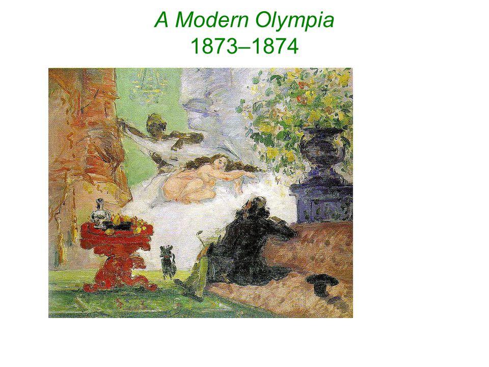A Modern Olympia 1873–1874