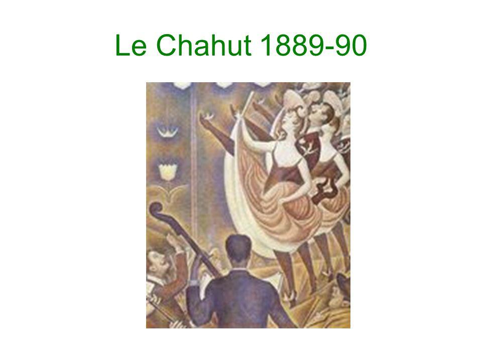 Le Chahut 1889-90