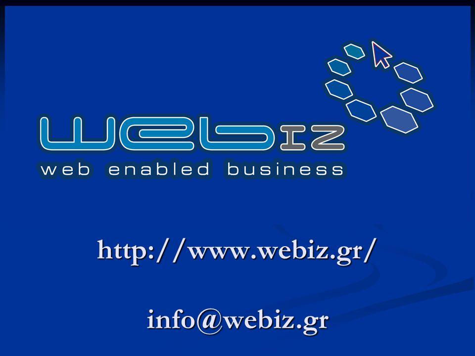 ΣΤΑΔΙΑ ΣΧΕΔΙΑΣΜΟΥ & ΑΝΑΠΤΥΞΗΣ Αποστολή στον πελάτη Αποστολή στον πελάτη Οριστικοποίηση template Οριστικοποίηση template Έναρξη υλοποίησης (προγραμματισμού) Έναρξη υλοποίησης (προγραμματισμού) Τεχνολογίες που χρησιμοποιούνται κατά την υλοποίηση: Τεχνολογίες που χρησιμοποιούνται κατά την υλοποίηση: PHP, ASP,.Net (C#, VB.NET), JSP PHP, ASP,.Net (C#, VB.NET), JSP MySQL, Postgre, Microsoft SQL Server MySQL, Postgre, Microsoft SQL Server DHTML, Javascript DHTML, Javascript FLASH (ActionScript) FLASH (ActionScript) AJAX, XML, XSLT AJAX, XML, XSLT
