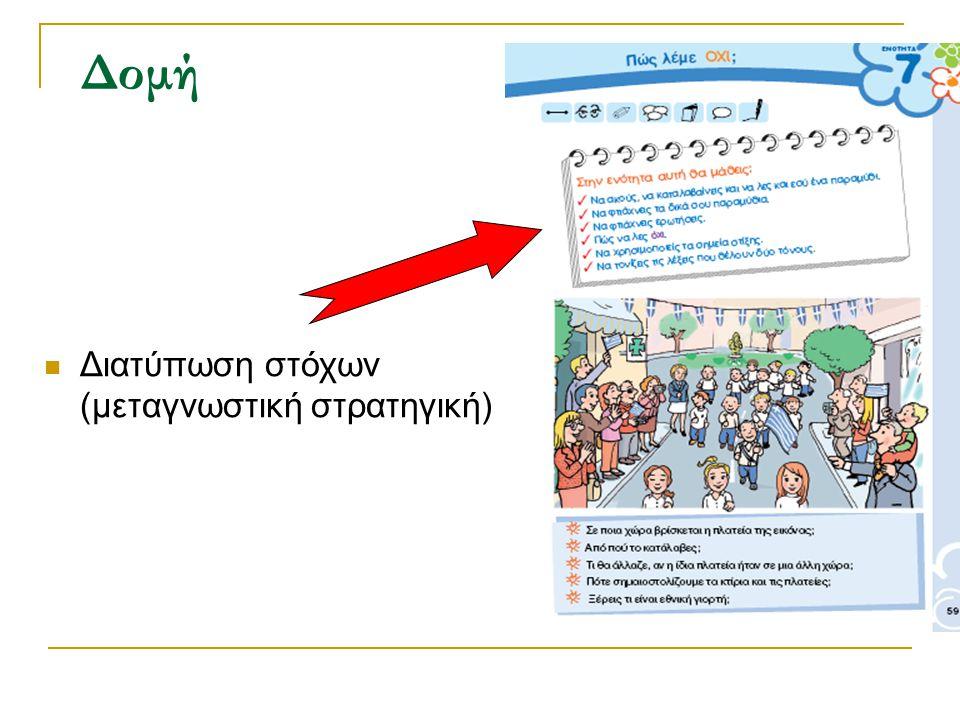 Προοργανωτής (κινητοποίηση σχετικά με τη θεματική της ενότητας…)