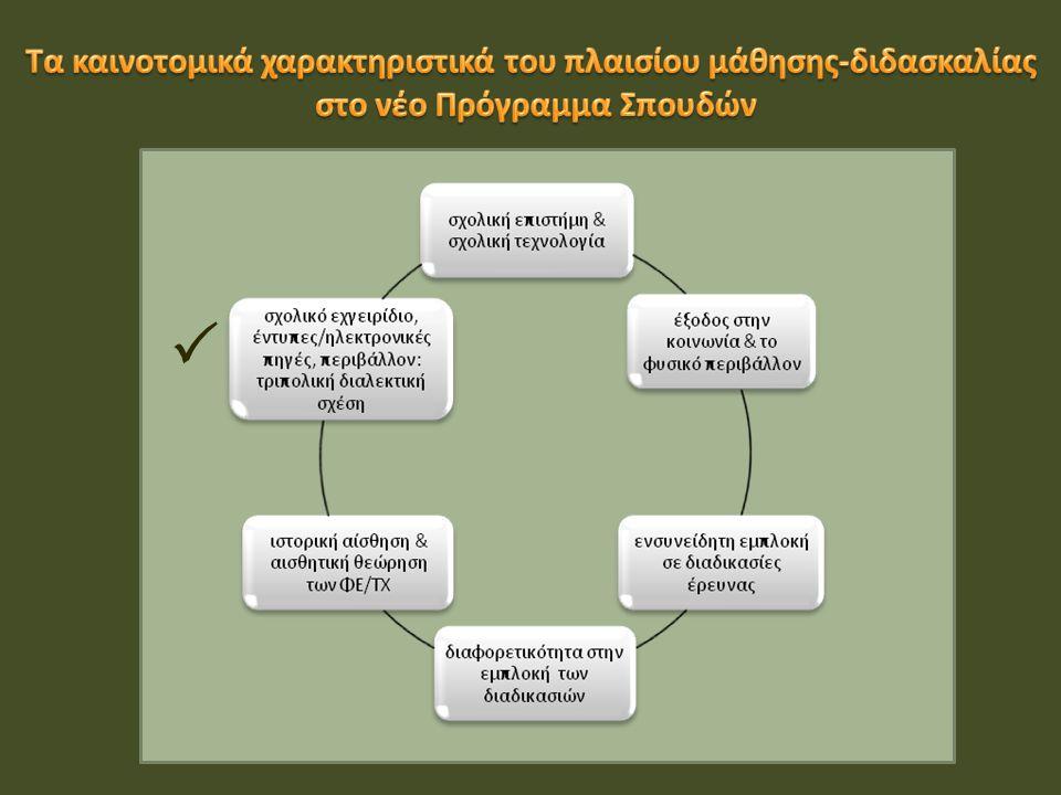 Προφορικές ερωτο-απαντήσεις Φύλλα εργασίας Σημειώσεις στον πίνακα Σχολικό εγχειρίδιο