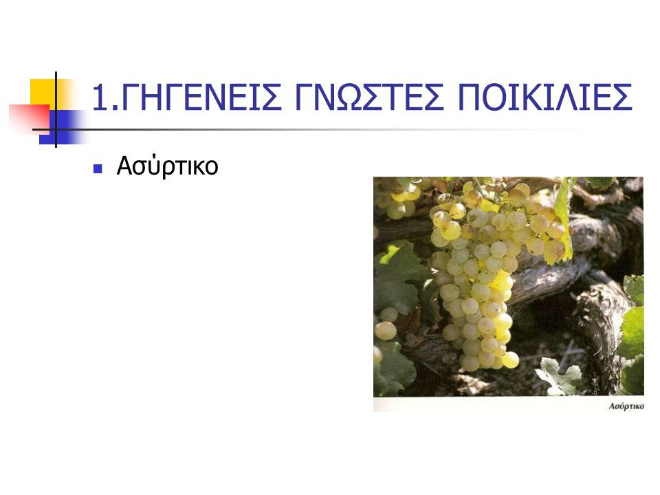 ΟΙΝΟΠΟΙΗΣΙΜΕΣ ΠΟΙΚΙΛΙΕΣ ΣΤΟ Ν.ΕΥΒΟΙΑΣ