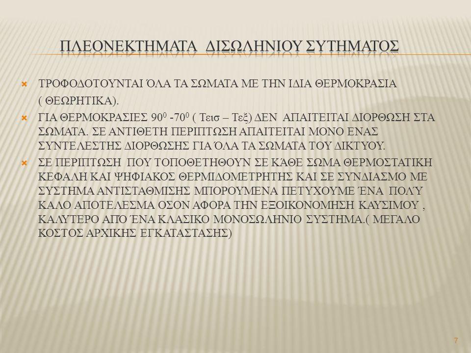  ΤΡΟΦΟΔΟΤΟΥΝΤΑΙ ΌΛΑ ΤΑ ΣΩΜΑΤΑ ΜΕ ΤΗΝ ΙΔΙΑ ΘΕΡΜΟΚΡΑΣΙΑ ( ΘΕΩΡΗΤΙΚΑ).
