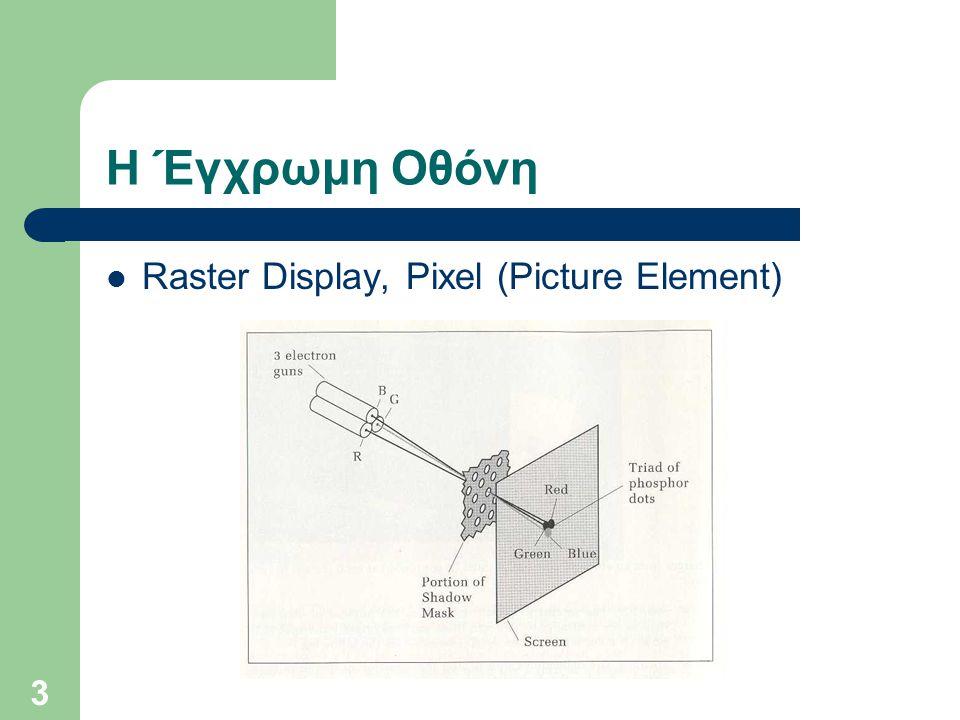 4 Εφαρμογές Γραφικής Γραφικά παρουσιάσεων Σχεδιαστικά συστήματα Παρουσίαση δεδομένων Σχεδίαση ηλεκτρονικών κυκλωμάτων Αρχιτεκτονικό σχέδιο Μηχανολογικό σχέδιο Χαρτογραφία Βιομηχανικός έλεγχος Προσομοίωση συστημάτων πτήσης Επεξεργασία εικόνας