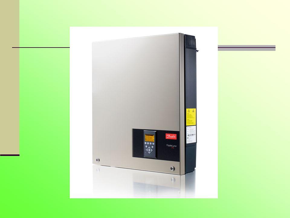 Τα αποτελέσματα της μετατροπής αυτής Με τον τρόπο αυτό, το Φ/Β σύστημα είναι σε θέση να τροφοδοτήσει μια σύγχρονη εγκατάσταση (κατοικία, θερμοκήπιο, μονάδα παραγωγής κλπ.) που χρησιμοποιεί κατά κανόνα συσκευές εναλλασσόμενου ρεύματος(AC).