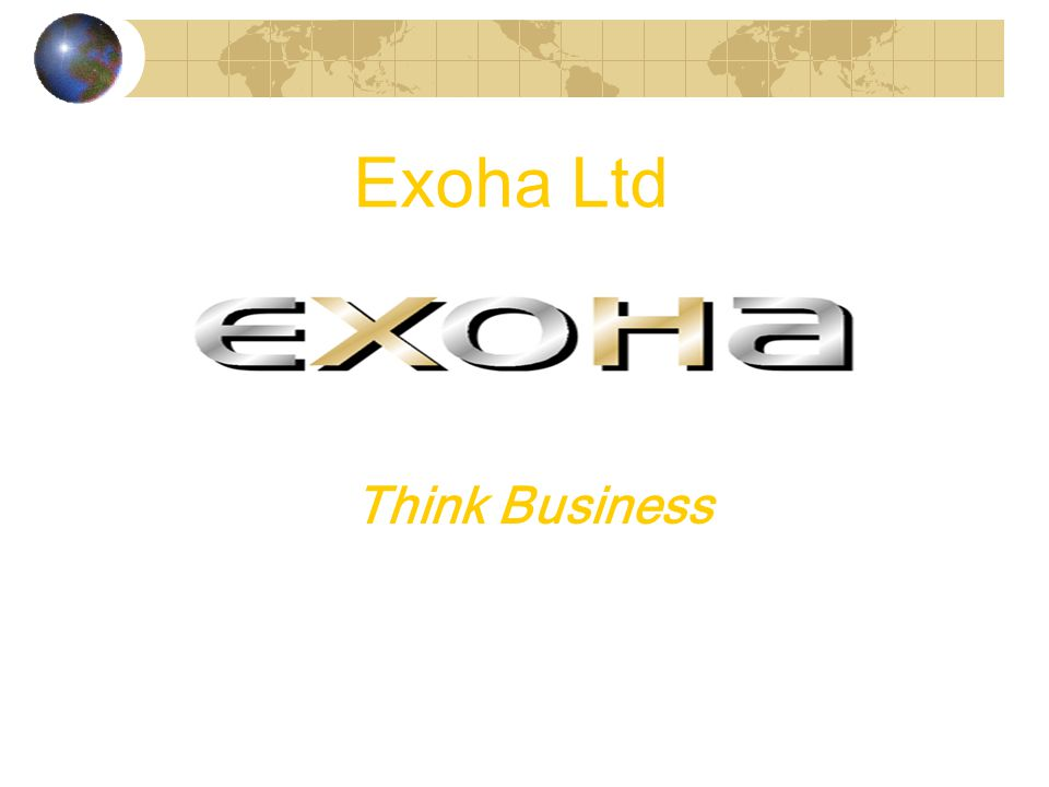 Exoha Ltd Think Business