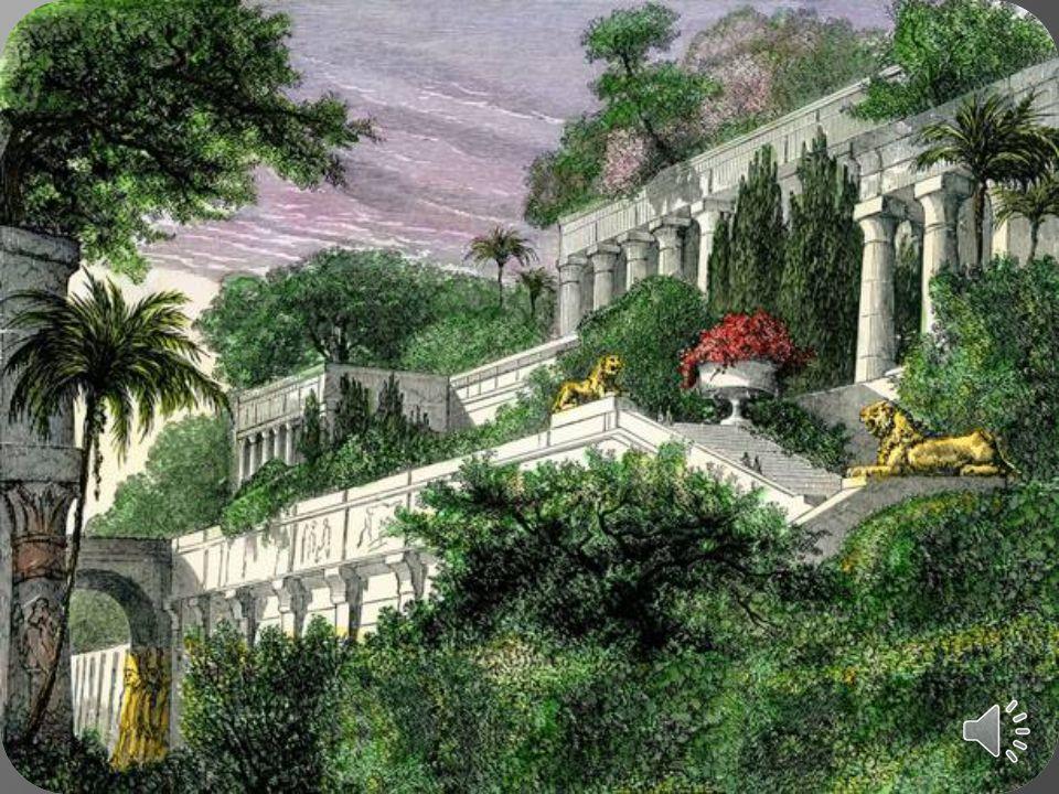 Πολλοί από εμάς που δεν ήμασταν αυτόπτες μάρτυρες αλλά η εικόνα που έχουμε είναι η εξής Φρούτα και λουλούδια... Καταρράκτες... Κήποι που κρέμονται από