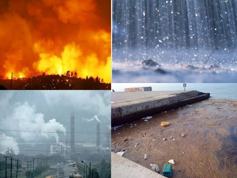 Οικολογικά προβλήματα ή περιβαλλοντικά προβλήματα ονομάζονται οι διαταραχές στη γήινη βιόσφαιρα και στο φυσικό περιβάλλον οι οποίες συνηθίζεται να αποδίδονται στην ανθρώπινη δραστηριότητα.