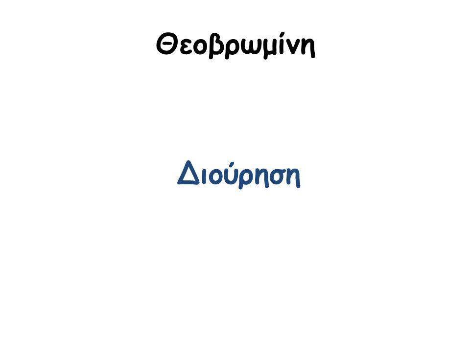 Θεοβρωμίνη Διούρηση