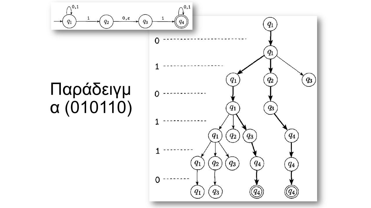 Παράδειγμ α (010110)
