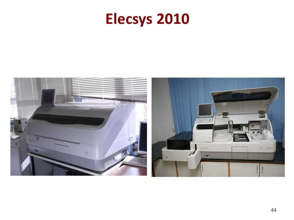 Elecsys 2010 44