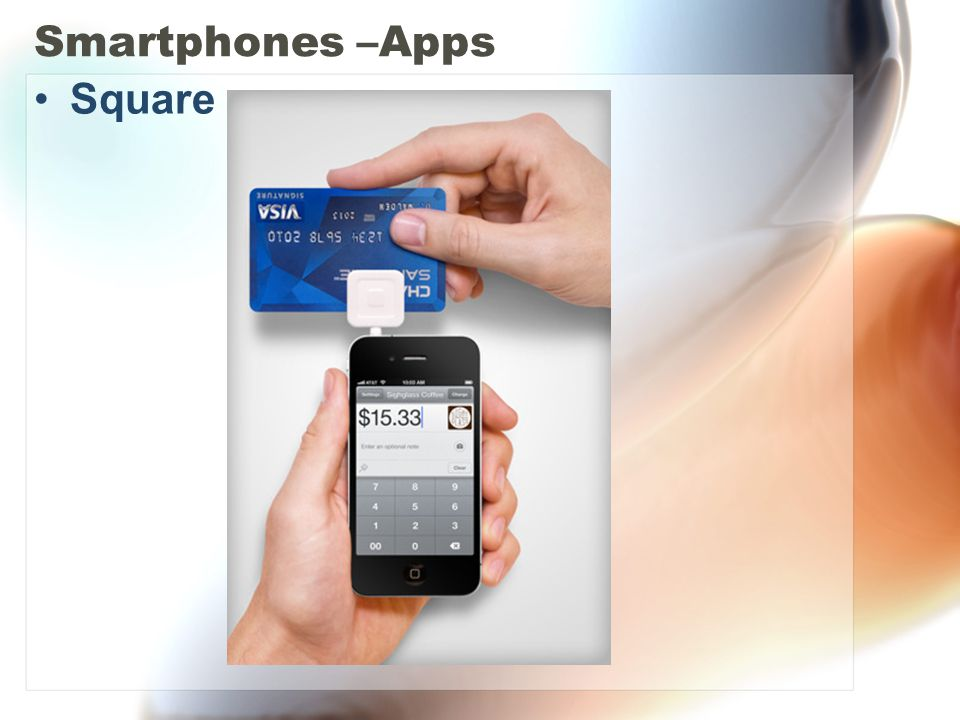 Smartphones –Apps Square