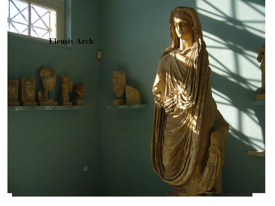 Eleusis Arch