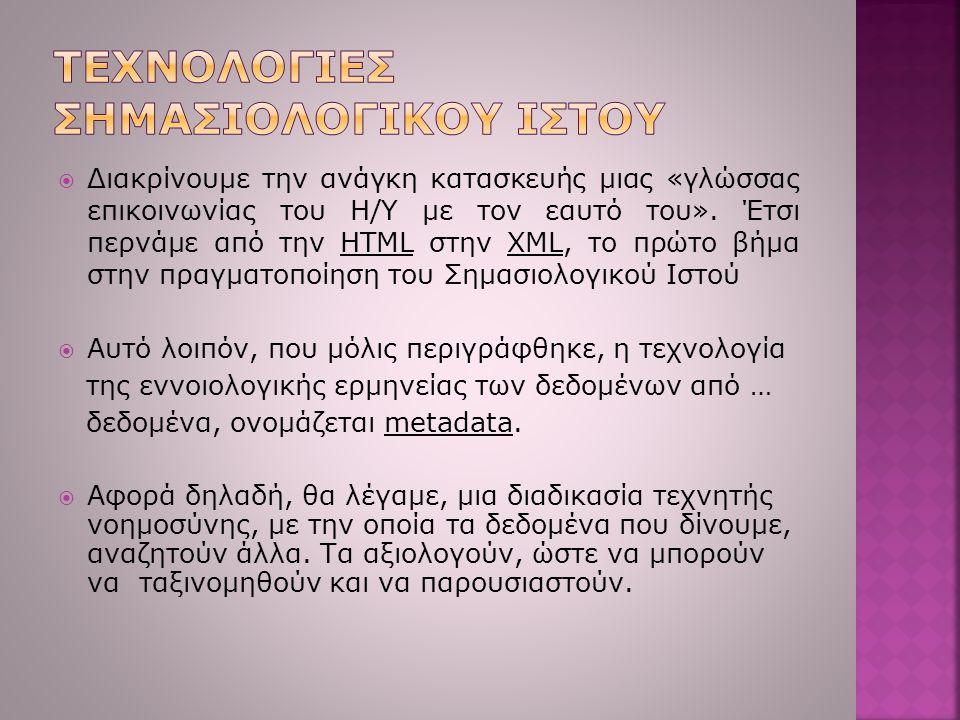 Χρησιμοποιήθηκαν δύο εκδοχές έρευνας:  DSpace – ανοικτή πηγή ¨κλασσικής¨ ψηφιακής βιβλιοθήκης  JeromeDL – ανοικτή πηγή σημασιολογικής βιβλιοθήκης Χρησιμοποίησαν την ίδια βάση δεδομένων με 529 άρθρα από http://library.deri.ie/ και http://books.deri.ie/ καθώς και 35 άρθρα βασισμένα στην ψυχολογία.