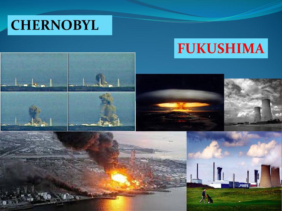CHERNOBYL FUKUSHIMA