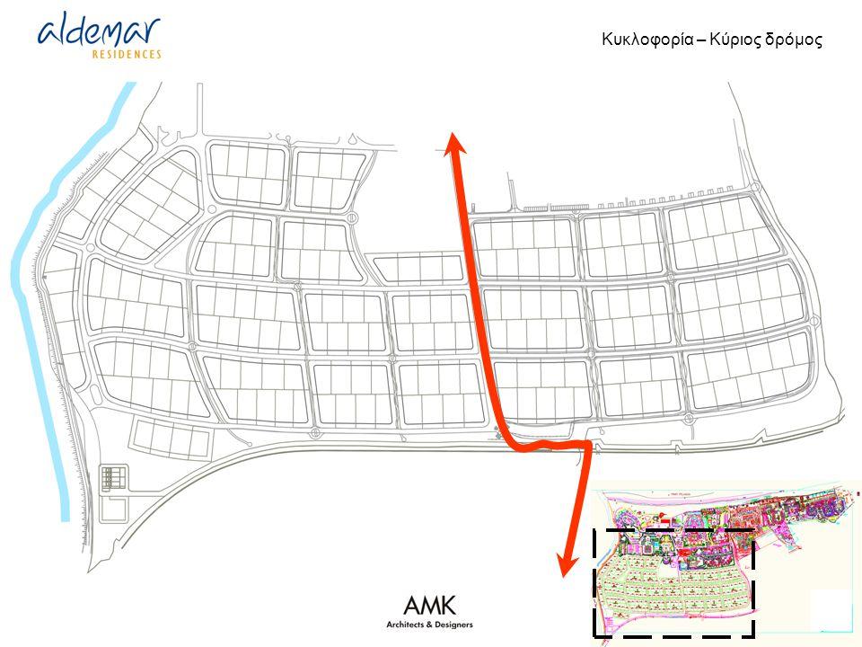 Κυκλοφορία – Πεζόδρομοι Πεζόδρομοι Κυκλοφορία αυτοκίνητων