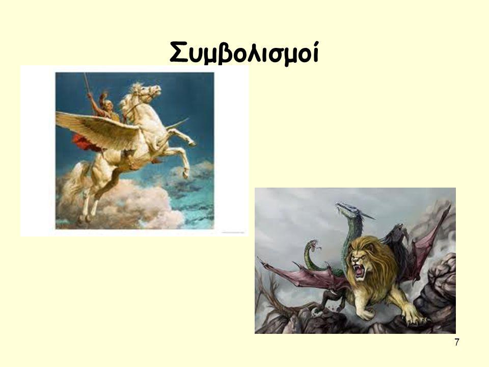 7 Συμβολισμοί