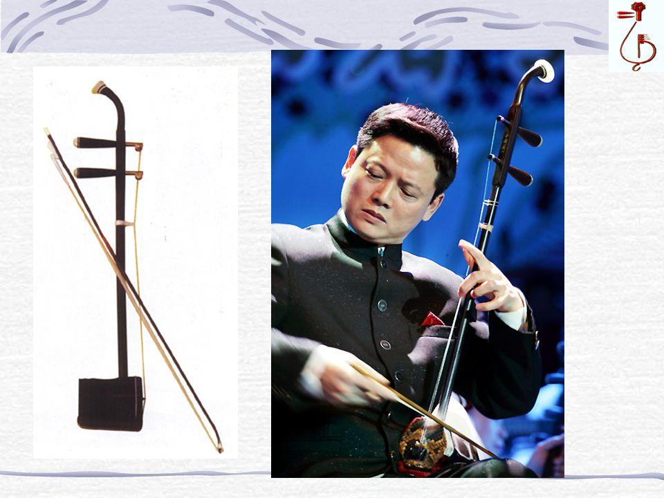 二胡 Two-stringed fiddle