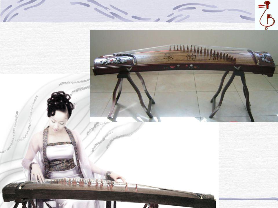 筝 Zheng 16-26 χορδές, και μετακινούμενες γέφυρες