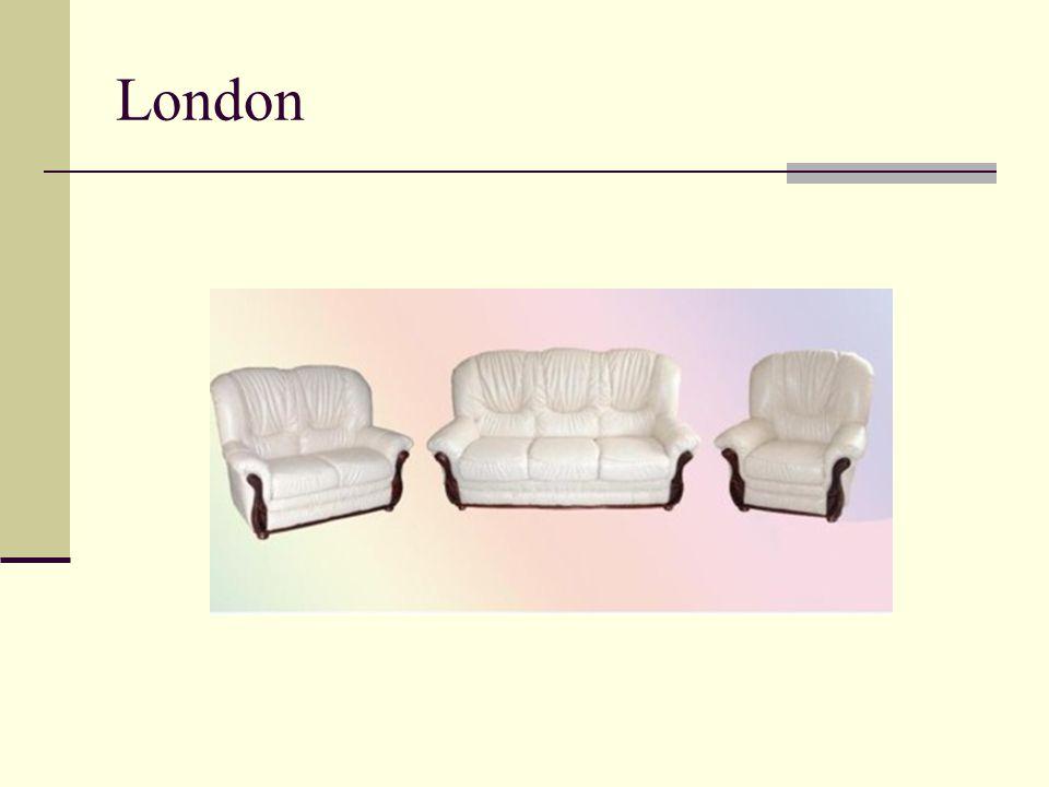 Mariza Διαστάσεις: (ΠxΒxΥ) Τριθέσιος Καναπές: 195x68x90 cm.