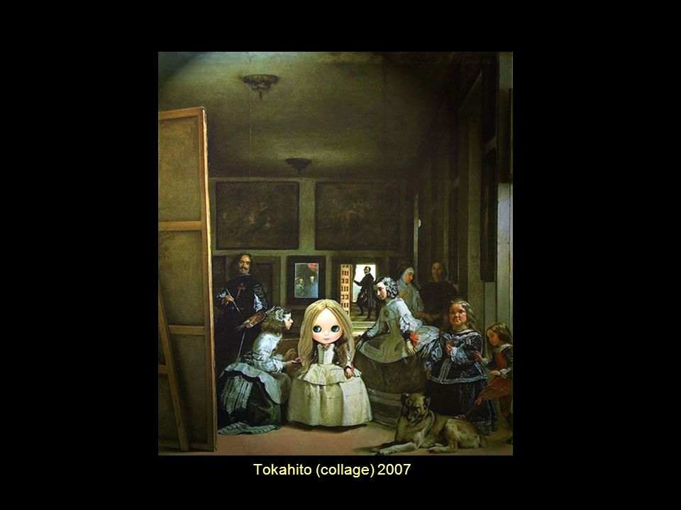 Tokahito (collage) 2007