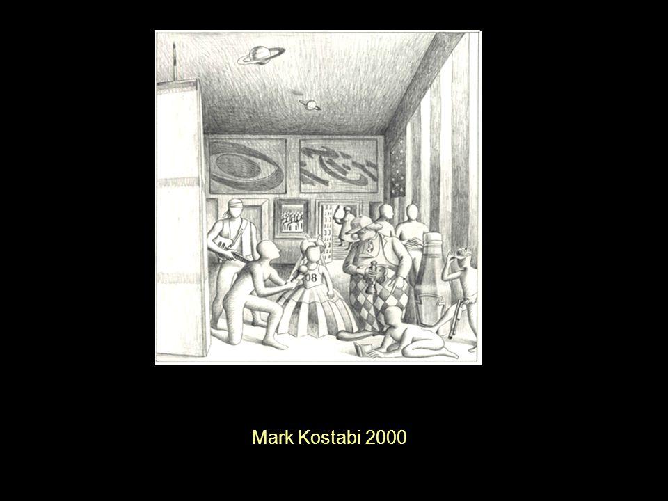 Mark Kostabi 2000