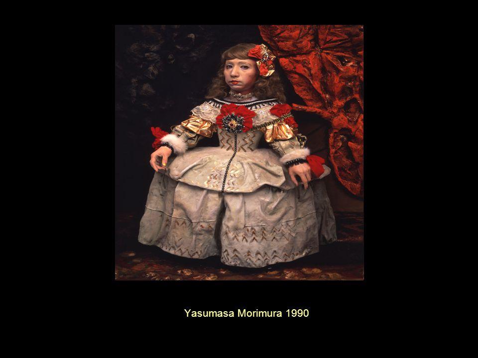 Yasumasa Morimura 1990