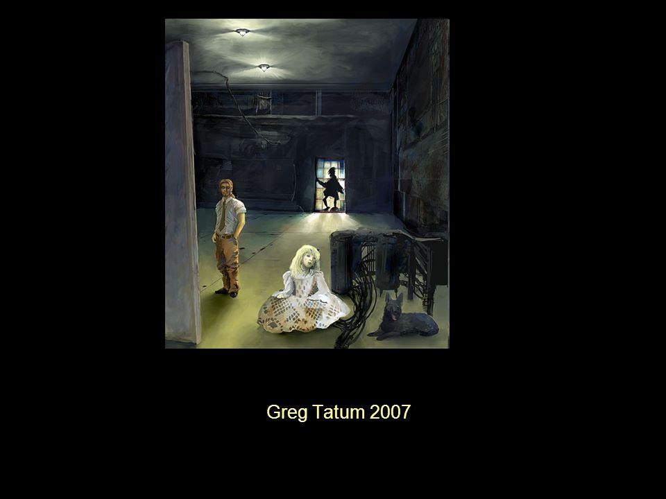 Greg Tatum 2007