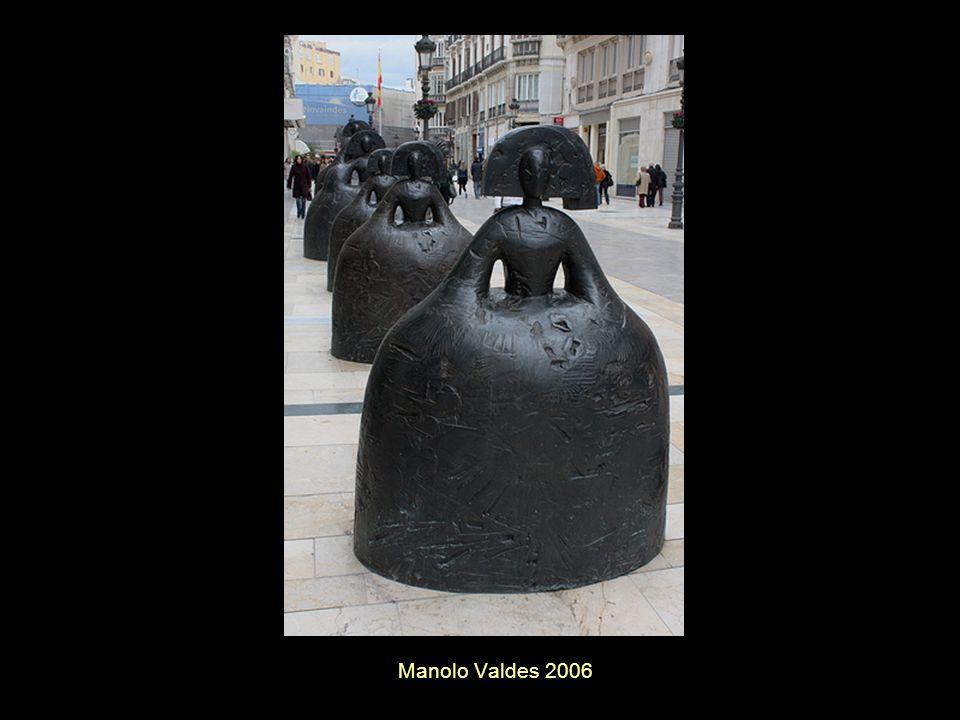 Manolo Valdes 2006