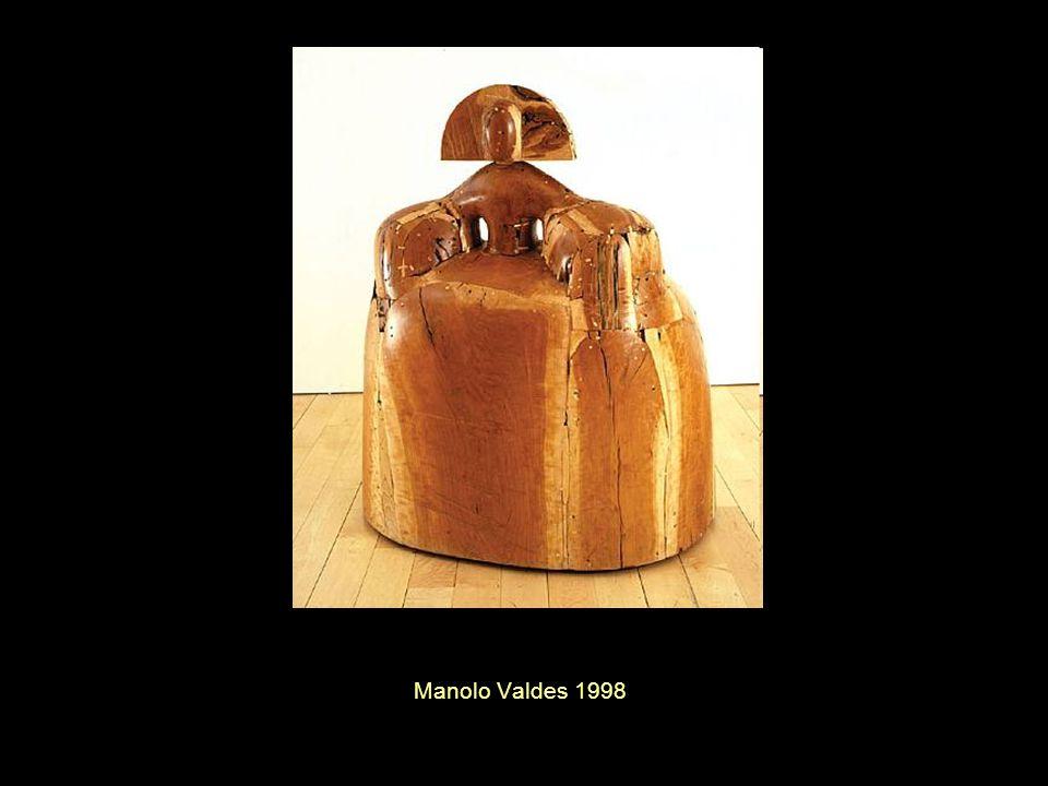 Manolo Valdes 1998