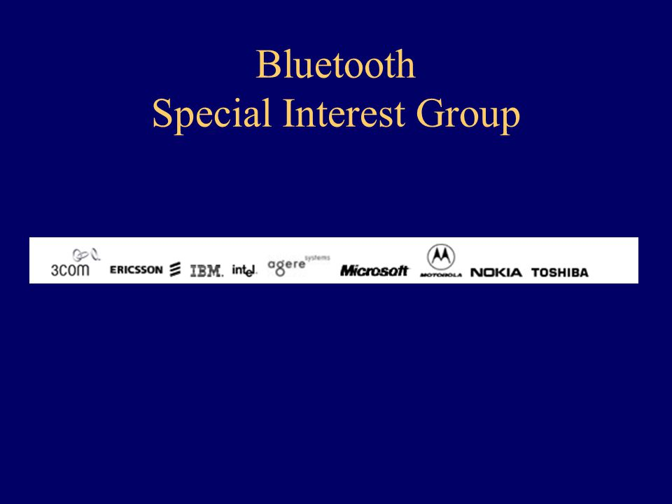 Bluetooth Special Interest Group