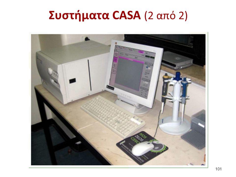Συστήματα CASA (2 από 2) 101