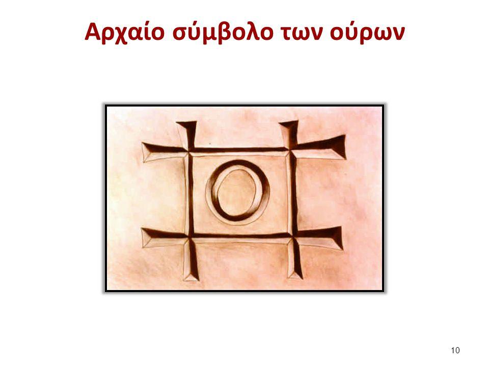 Aρχαίο σύμβολο των ούρων 10